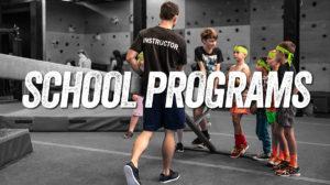 Ninja Parc School Programs